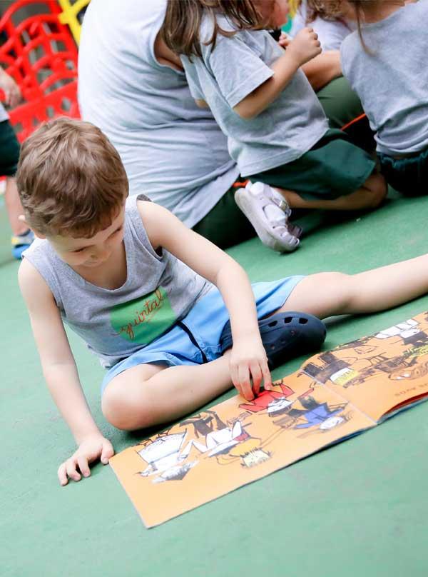 Proposta Pedagógica: Quintal Educação Infantil em Laranjeiras
