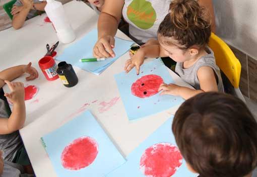 Escola - Creche para Bebês e Crianças na Zona Sul do Rio de Janeiro